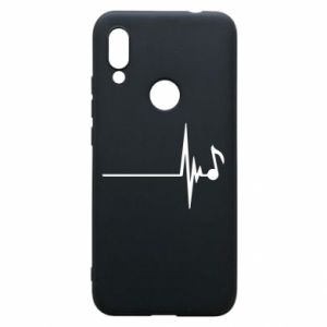 Xiaomi Redmi 7 Case Music