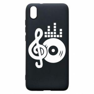 Phone case for Xiaomi Redmi 7A Music