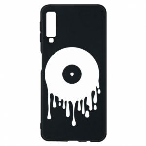 Phone case for Samsung A7 2018 Music