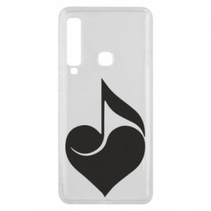 Phone case for Samsung A9 2018 Music