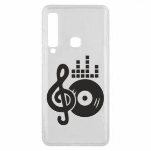 Etui na Samsung A9 2018 Muzyka