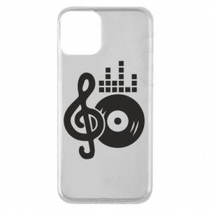 Etui na iPhone 11 Muzyka