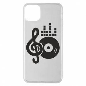 Etui na iPhone 11 Pro Max Muzyka