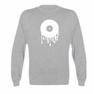 Kid's sweatshirt Music