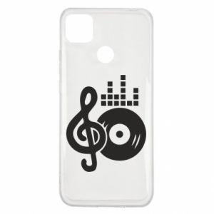 Xiaomi Redmi 9c Case Music