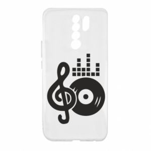 Xiaomi Redmi 9 Case Music
