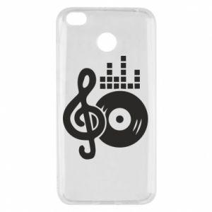 Xiaomi Redmi 4X Case Music