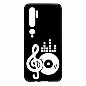 Xiaomi Mi Note 10 Case Music
