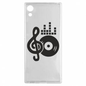 Sony Xperia XA1 Case Music