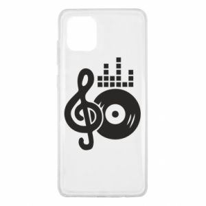 Samsung Note 10 Lite Case Music