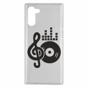 Samsung Note 10 Case Music