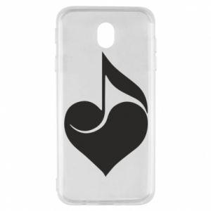 Samsung J7 2017 Case Music