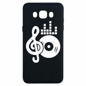 Samsung J7 2016 Case Music