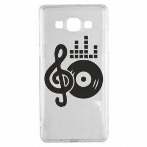 Samsung A5 2015 Case Music