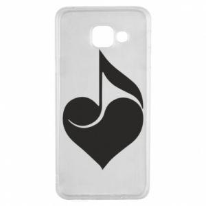 Samsung A3 2016 Case Music