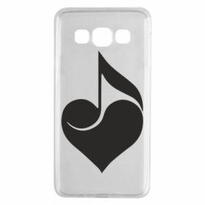 Samsung A3 2015 Case Music