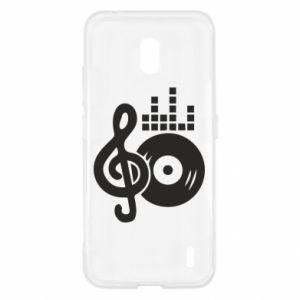 Nokia 2.2 Case Music