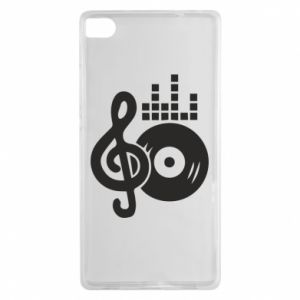 Huawei P8 Case Music
