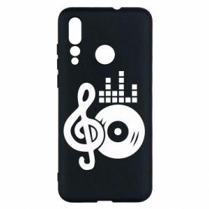Huawei Nova 4 Case Music