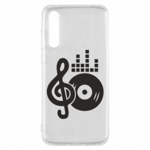 Huawei P20 Pro Case Music