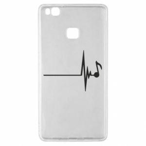 Huawei P9 Lite Case Music