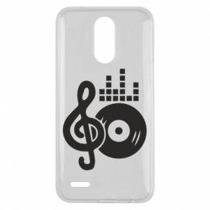 Lg K10 2017 Case Music