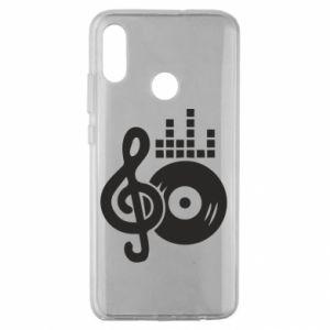 Huawei Honor 10 Lite Case Music