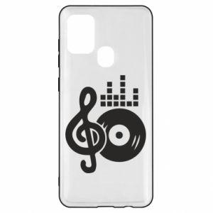Samsung A21s Case Music