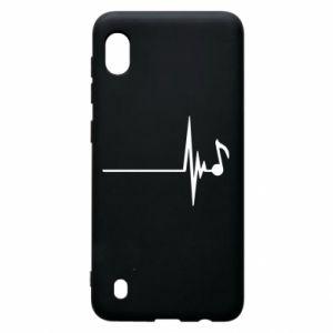 Samsung A10 Case Music