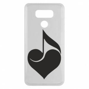 LG G6 Case Music