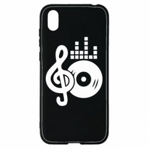 Huawei Y5 2019 Case Music