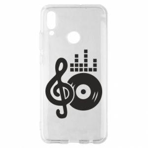 Huawei P Smart 2019 Case Music