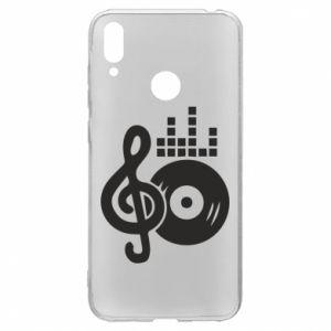Huawei Y7 2019 Case Music