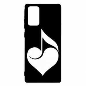 Samsung Note 20 Case Music
