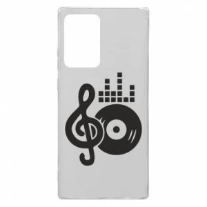 Samsung Note 20 Ultra Case Music
