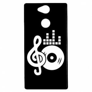 Sony Xperia XA2 Case Music