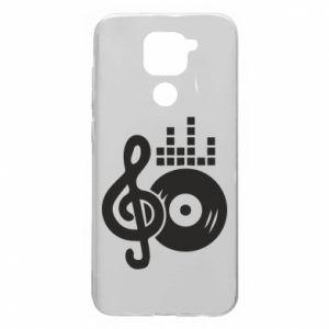 Xiaomi Redmi Note 9 / Redmi 10X case % print% Music
