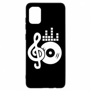 Samsung A31 Case Music