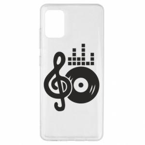Samsung A51 Case Music