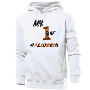 Men's hoodie My 1st halloween