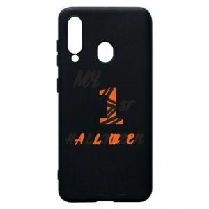 Phone case for Samsung A60 My 1st halloween - PrintSalon