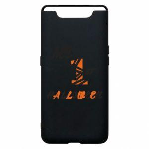 Phone case for Samsung A80 My 1st halloween - PrintSalon
