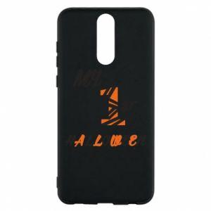 Phone case for Huawei Mate 10 Lite My 1st halloween - PrintSalon