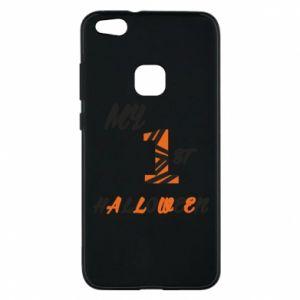 Phone case for Huawei P10 Lite My 1st halloween - PrintSalon