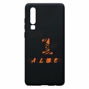 Phone case for Huawei P30 My 1st halloween - PrintSalon