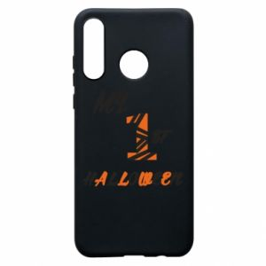 Phone case for Huawei P30 Lite My 1st halloween