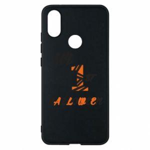 Phone case for Xiaomi Mi A2 My 1st halloween - PrintSalon