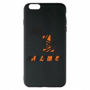 Phone case for iPhone 6 Plus/6S Plus My 1st halloween - PrintSalon