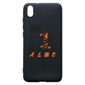 Phone case for Xiaomi Redmi 7A My 1st halloween - PrintSalon