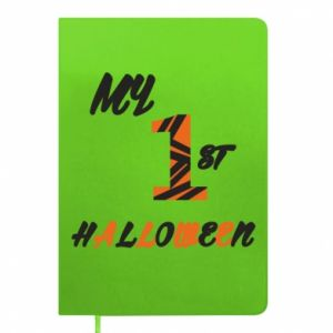 Notepad My 1st halloween